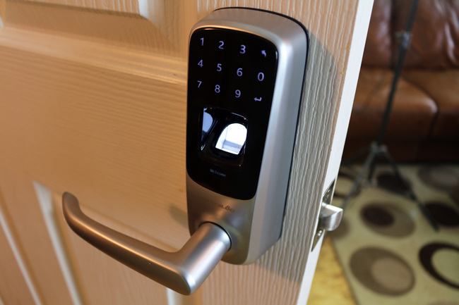 Another Review For Ultraloq UL3 Smart Lock. Letu0027s Take A Look For The  Install!