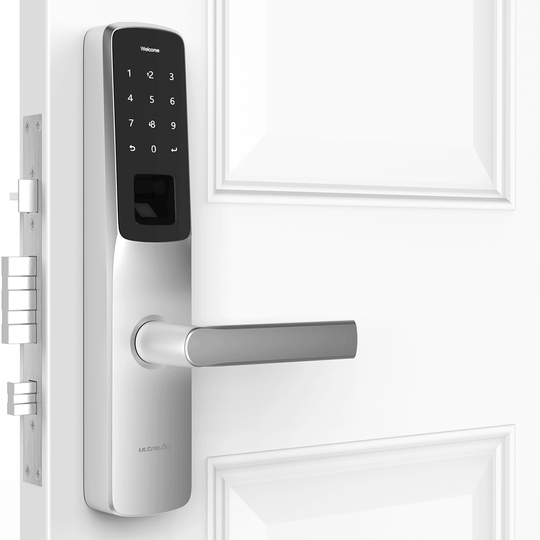 Ultraloq® | U-tec - Fingerprint and Touchscreen Smart Lock